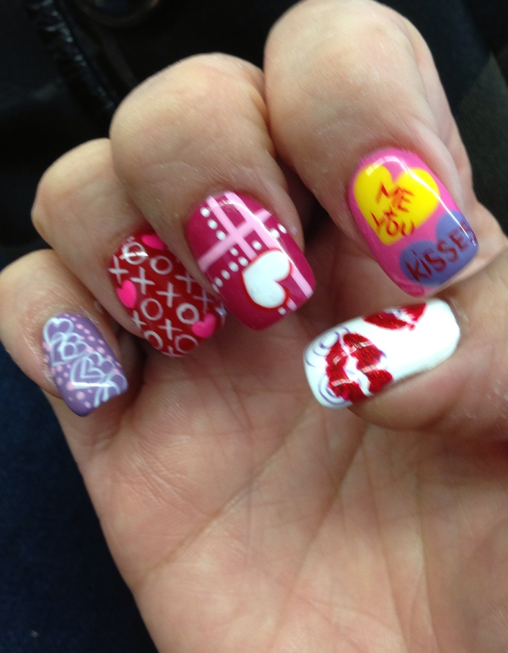 43 best Nails images on Pinterest | Fingernail designs, Nail art and ...