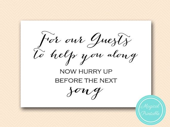 25 Best Ideas About Wedding Bathroom Signs On Pinterest