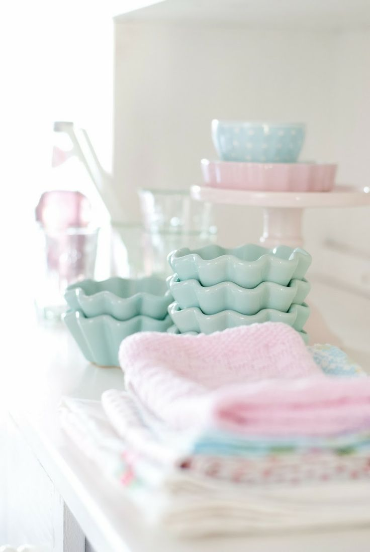 Minty House Blog : Pastele na początek tygodnia