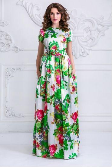 Каталог :: Одежда :: Платья :: Повседневные платья :: Платье ILLBB101