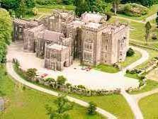 Markree Castle Hotel In Sligo Ireland Said To Be Haunted