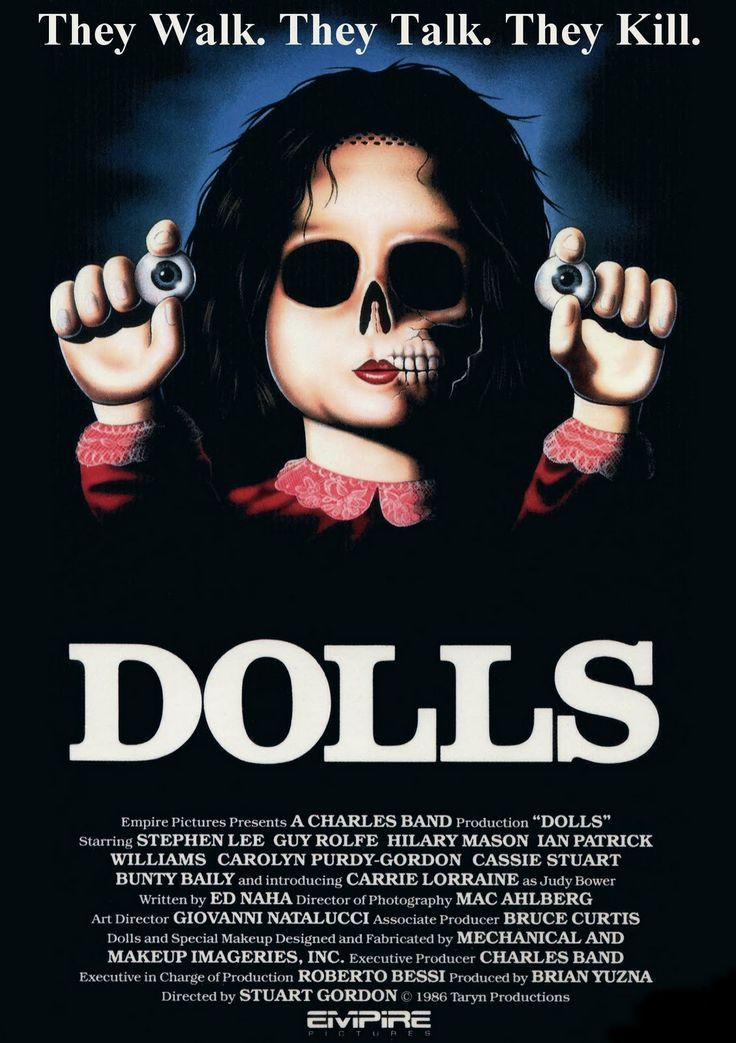 "dolls movie   ... Film Review: Evil Doll Movies #1 - Stuart Gordon's 1987 film ""Dolls"