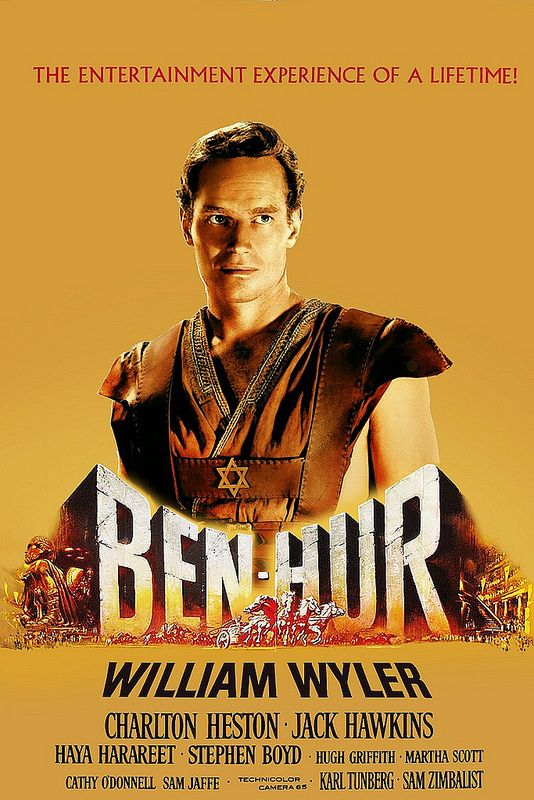 Watch Ben-Hur (1959) Full Movies (HD quality) Streaming