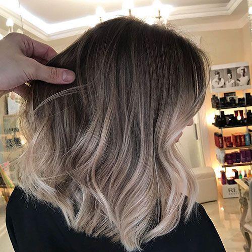 40 besten kurzen Frisuren für Frauen 2018