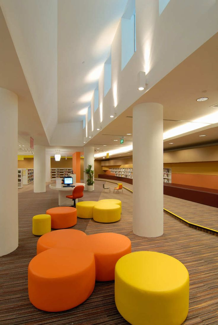 Gallery Of Bishan Public Library LOOK Architects