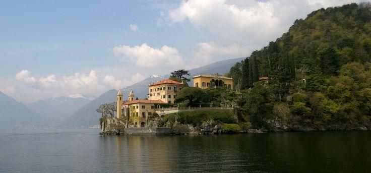 Villa Balbianello, Lake Como, Italy www.italyunfettered.com