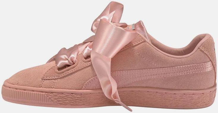 PUMA Sneaker 'Suede Heart EP Wn´s' in pink | ABOUT YOU