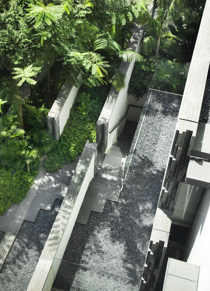 Nest House by WOHA Architects