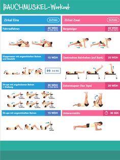 Ein flacher Bauch in der Lieblingsjeans oder im Bikini? Wir haben Fitness-Trainerin Kaly Itsines um Rat gefragt. Ihr exklusives Bauchmuskel-Workout für dich.