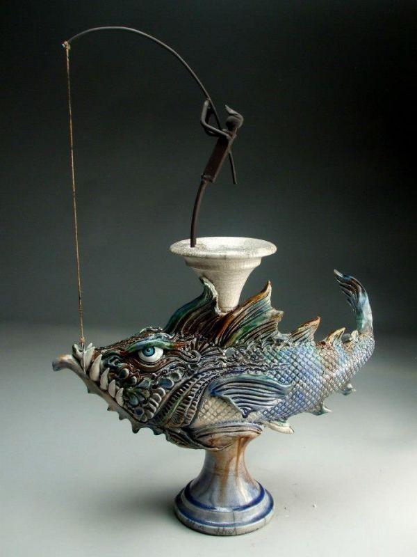 The Whimsical Pottery of Mitchell Grafton - Neatorama