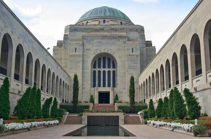 The Australian War Memorial Canberra.