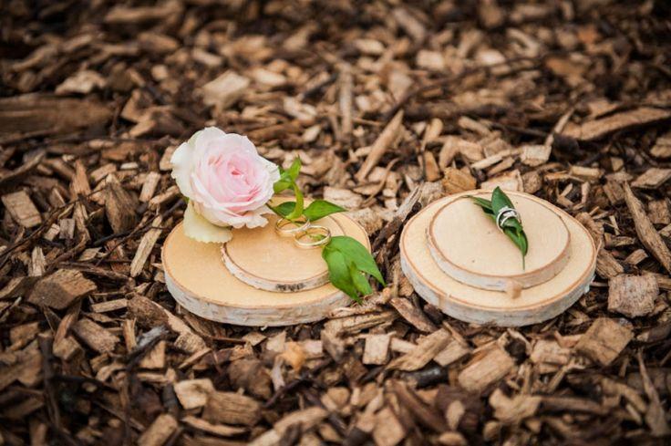 Trouwringen voor bruid, bruidegom en de dochters