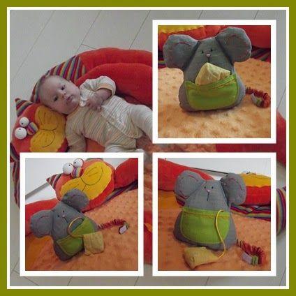 anya napjai: Vörös Cicus, akit nyugodtan a gyerek közelébe engedhetsz  playmat sewing diy