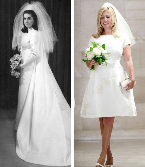 The Bride Idea She Looks 34
