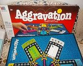 Aggravation Game Milton Bradley 1989, Marble Game, Vintage Board Game, Games, Family Game Night, Vintage Board Game, :)s*