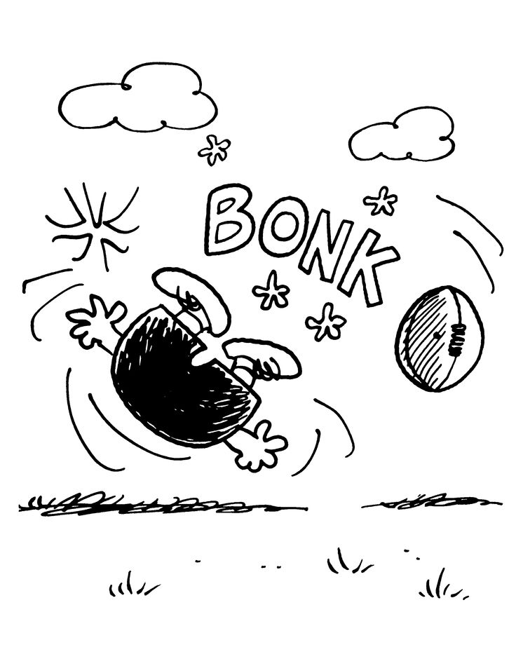 """Charlie Brown. The football should have """"life"""" written across it. That's how I feel right now lol."""