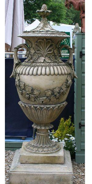 Urns and plinths   Triton UK