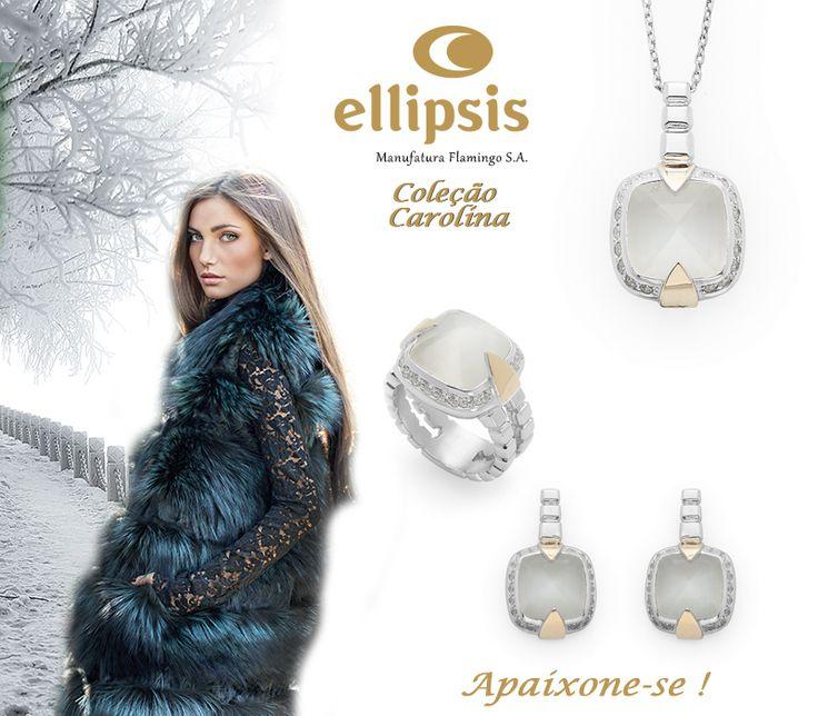 """Coleção """"Carolina"""" da ELLIPSIS ♥"""