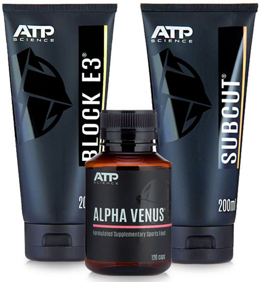 Alpha Stack - ATP Science Three amazing ATP Science products for one great price! Alpha Venus, Subcut and Block E3 are clinically dosed products that work in ultimate synergy to help you reach your weight loss and fitness goals. Buy Online https://www.fatburnersonly.com.au/atp-science/35-alpha-venus-block-e3-subcut-stack.html  #fatburnersonly #ATPScience #fitness #bodybuilding