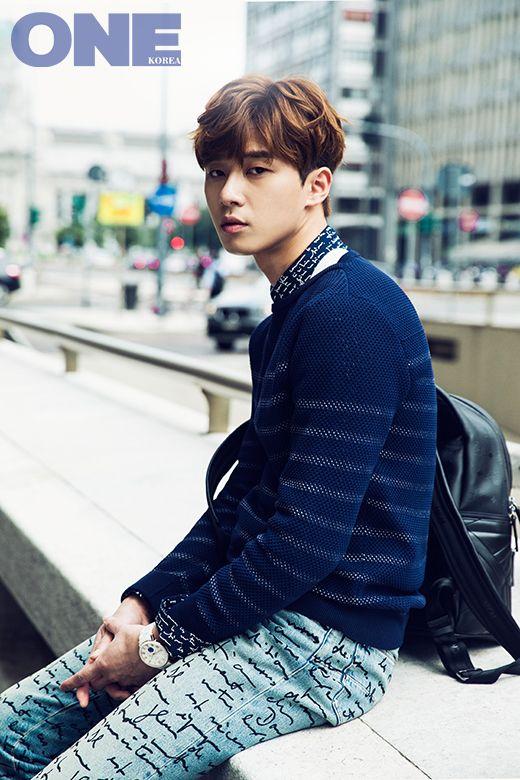 Park Seo Joon - One Magazine July Issue '15