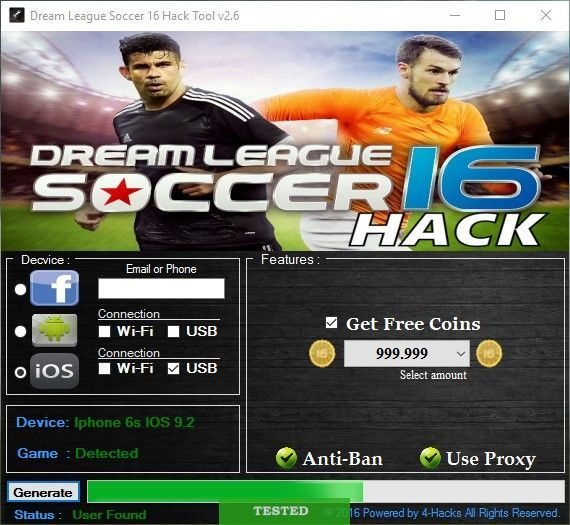 Dream League Soccer 2016 Hack Download Full Dream League Soccer 2016 Is The Best Android Apk And Ios Application Sports First Video Game Generation Play Hacks