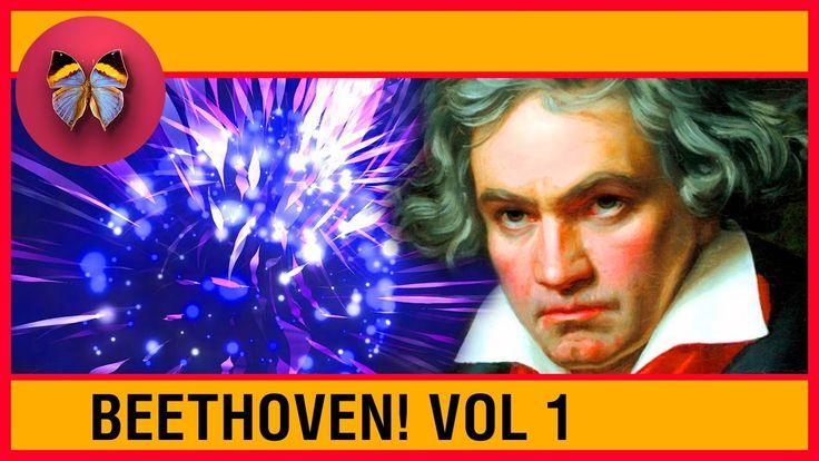 Бетховен №1 классическая музыка для ШКОЛЬНИКОВ  moonlight prelude compos...