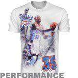 Best NBA Levelwear Kevin Durant Oklahoma City Thunder Infinity Performance T-Shirt - White (X-Large) Reviews - http://weheartokcthunder.com/okc-thunder-fan-shop/best-nba-levelwear-kevin-durant-oklahoma-city-thunder-infinity-performance-t-shirt-white-x-large-reviews