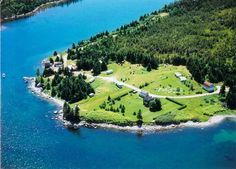 One of the prettiest campgrounds in Nova Scotia. www.moving2novascotia.ca
