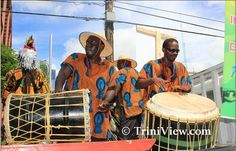emancipation day, trinidad and tobaggo, pictures   Emancipation Day Celebrations-Trinidad et Tobago