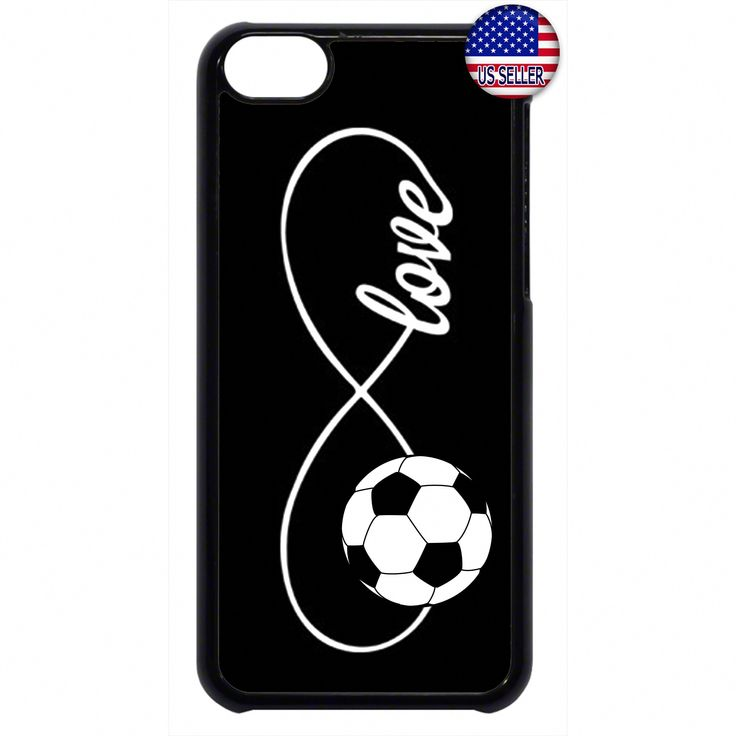 Infinite Forever Love Soccer Sports Rubber Case Cover For Ipod Touch