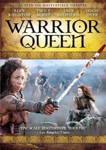 """""""Warrior Queen""""~ Alex Kingston, Emily Blunt. About the Celtic Iceni Warrior Queen Boudicca.  (2003)"""