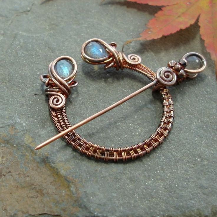 116 best Haarspangen images on Pinterest | Shawl pin, Jewelery and ...