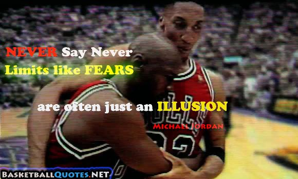 Basketball Quotes and Inspirational Sayings by Michael Jordan