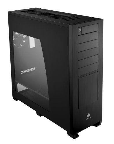 Corsair Obsidian Series Black 800D Full Tower Computer Case (CC800DW) Buy New: $273.99