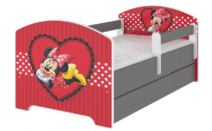 Kinderbett disney kollektion minnie mouse kinderzimmer mickey mouse bett kinderbett und - Minnie mouse kinderzimmer ...