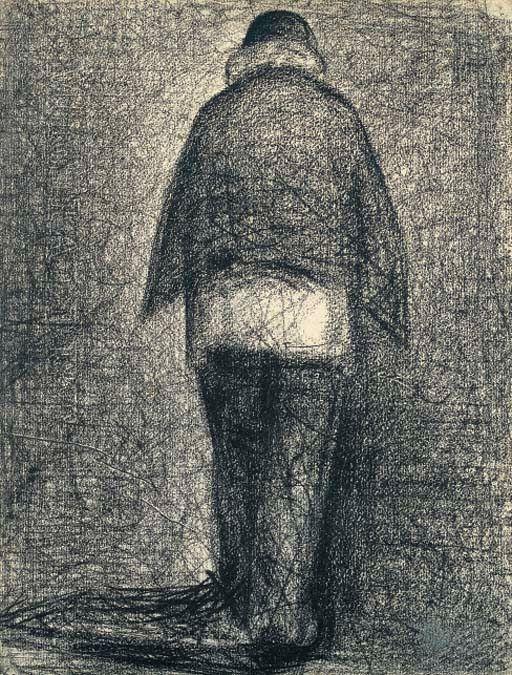 Georges Seurat (1859-1891) | A pas tremblants | Christie's