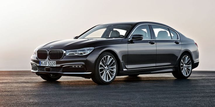 6 things you need to know about the 2016 BMW 7 Series