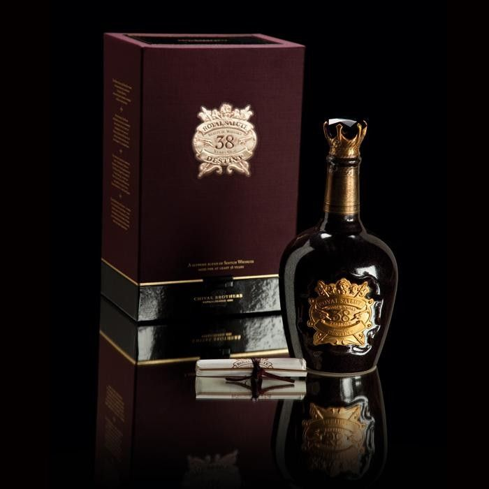 chivas regal royal salute destiny 38 years old drink