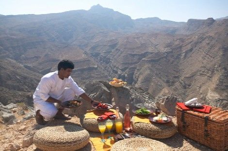 Embrace the freshness on top of the mountain at Sabatyn Plateau              #adventure #nature #breathtaking #amazing #view #outoftheordinary #Oman