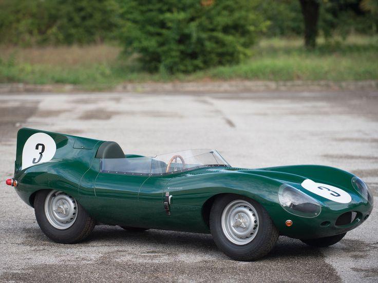 Jaguar D-Type Children's Car