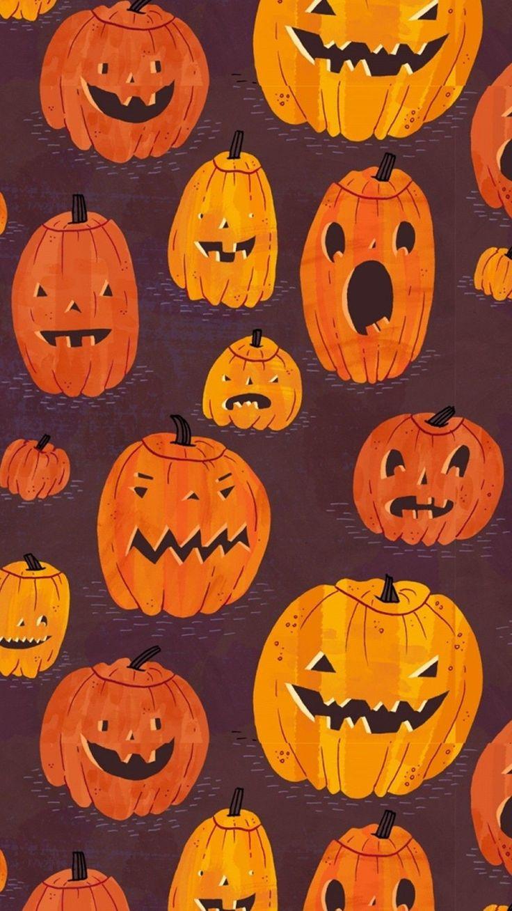 aesthetic wallpaper hd pumpkin wallpaper