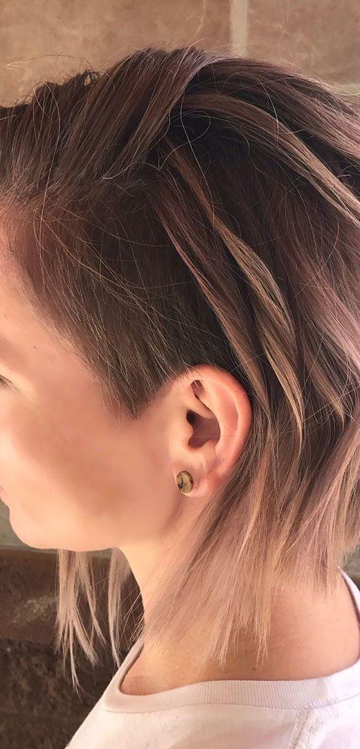 10 erstaunliche kurze Frisuren für freigeistige Frauen!