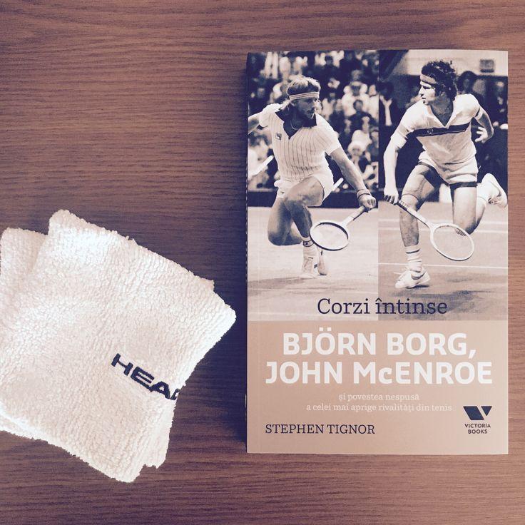 Björn Borg, John McEnroe și povestea nespusă a celei mai aprige rivalități din tenis, alături de frământările tenismanilor de top ai epocii de aur a tenisului – o carte pe care realmente nu o poți lăsa din mână! Semnată de Steve Tignor.  #highstrung #romanianedition #editurapublica #victoriabooks #tennis