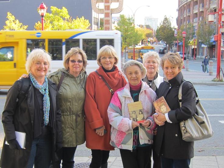 Book club with Elsie Mah