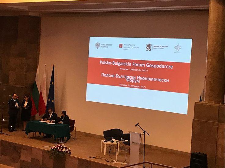 Our CEO,Saikat Basu & Junior Business Development Executive, Izabela Jurek attended #Poland - Bulgaria #Business Forum on 5 Oct, 2017. https://www.bgconsultancy.eu/immigration-services.html