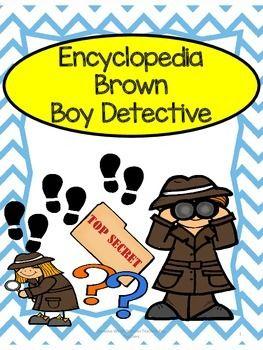 Encyclopedia Brown - Boy Detective Quiz - Softschools.com