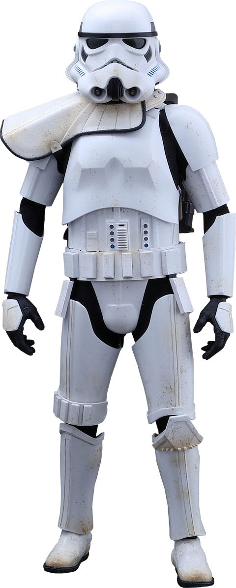 Hot Toys Stormtrooper Jedha Patrol Sixth Scale Figure