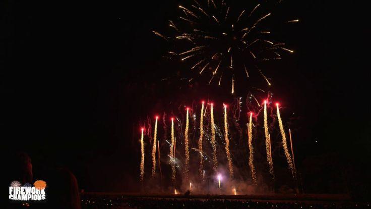 Team 2 to fire. Phenomenal Fireworks Ltd!