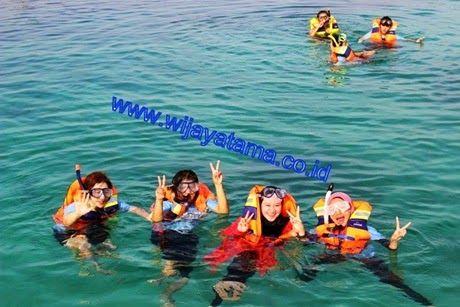 Nuansa Pulau Seribu: Keindahan Pulau Seribu