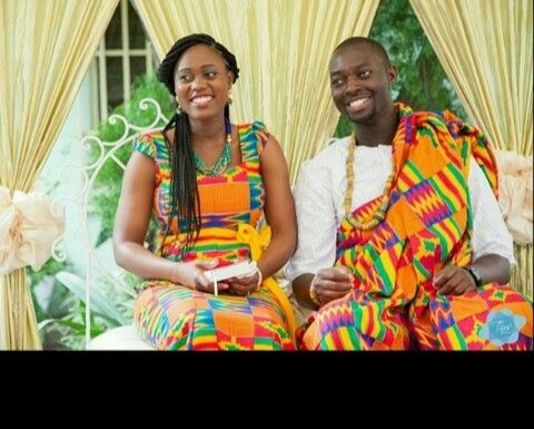 traditional ghanaian wedding- ghanawedding on instagram ...
